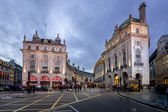 Piccadilly Circus London — Foto de Stock