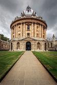Bodleian Library Oxford England — Stock Photo