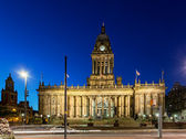 Leeds Townhall — Stock Photo
