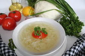 Cabbage-soup — Foto de Stock