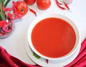 Tomato-soup — Stock Photo