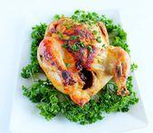 Asado de pollo — Foto de Stock