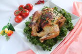 Chicken roast — Stock Photo