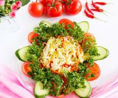 Salad vitaminous — Stockfoto