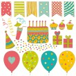 Stock Vector: Birthday Surprise.