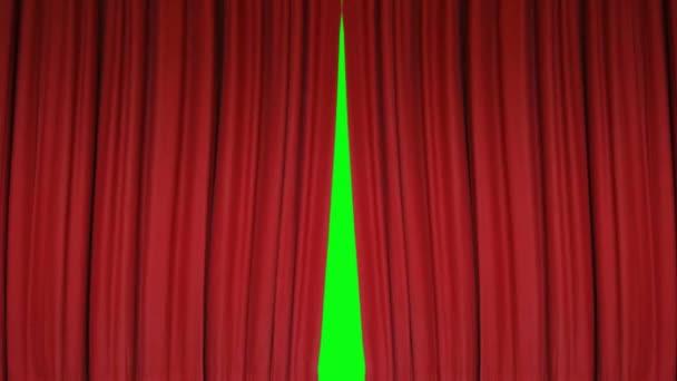 rideau de th 233 226 tre s ouvre et ferme animation r 233 aliste 233 cran vert 43553013