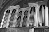 Pipes organ — Stock Photo