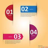 Info style 2 — Vector de stock