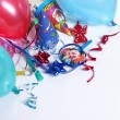 Stock Photo: Birthday celebration