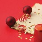 Christmas card — Stock Photo #41147637