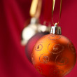Christmas ball — Stock Photo #41147609