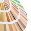 Close-up of a color palette — Stock Photo #41175983