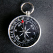 Compass close-up — Stock Photo