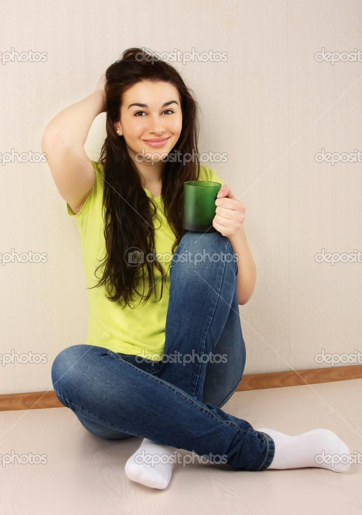 Фото девушка с худыми ногами