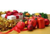 Christmas card. — Stock Photo