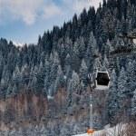 Ski lift — Stock Photo #42534569