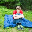 Young thinking man — Stock Photo #50246429