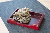 Rana de dinero — Foto de Stock