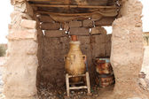 Amphora in Morocco — Stock Photo