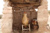 Amphora in Morocco — Stock Photo