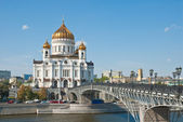 Cathedral, Moscow, Russia — Stock Photo