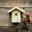Nesting boxes — Stock Photo #42948609