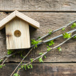 Nesting boxes — Stock Photo #42948611