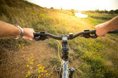 Mountain bike — Foto Stock