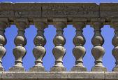 Stone banister — Stock Photo