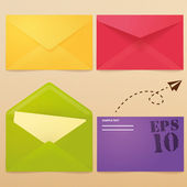 Envelope — Stock Vector