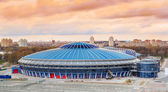 Minsk Chyzhouka-Arena venue for 2014 World Championship IIHF — Stock Photo