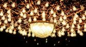 Elegante lámpara — Foto de Stock