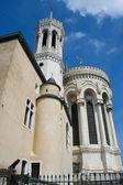 Basilica of Notre-Dame de Fourvière — Stockfoto