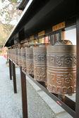 Japoński modlitewny — Zdjęcie stockowe
