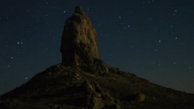 Astro and Hoodoos — Stock Video