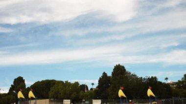 парк — Стоковое видео