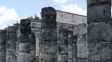 Mayan Ruin of Chichen Itza — Stock Video