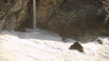 Mcway şelalesi — Stok video