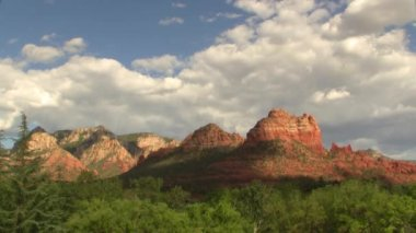 Sedona — Stockvideo