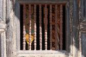 Temple window — Stock Photo