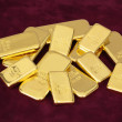Gold bars — Stock Photo #40973021