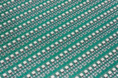 SMD LEDs on PCB — Stock Photo