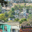 Stock Photo: Haiti hillside