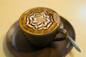 Mocha coffee drink — Photo