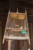 Thai style cage — Stock Photo