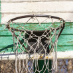Basketball net — Stock Photo #42464975