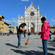 ������, ������: Florence in Italy Santa Croce