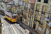 Lisbon tram, Portugal — 图库照片