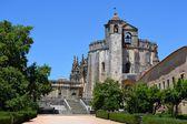 Castelo de tomar em portugal — Fotografia Stock