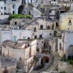 Matera in Italy — Stock Photo #45868575